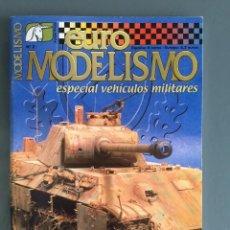 Hobbys: EUROMODELISMO EURO MODELISMO ESPECIAL VEHICULOS MILITARES Nº 2 DICIEMBRE 2002. Lote 269346323