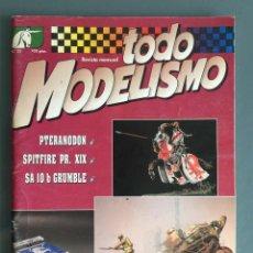 Hobbys: TODOMODELISMO TODO MODELISMO Nº 23 JUNIO 1994. Lote 269392333