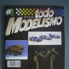 Hobbys: TODOMODELISMO TODO MODELISMO Nº 36 JULIO 1995. Lote 269395653