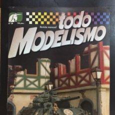 Hobbys: TODOMODELISMO TODO MODELISMO Nº 38 SEPTIEMBRE 1995. Lote 269400508