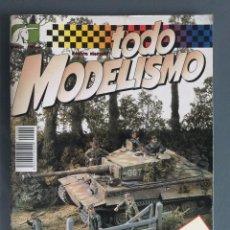 Hobbys: TODOMODELISMO TODO MODELISMO Nº 40 NOVIEMBRE 1995. Lote 269405638