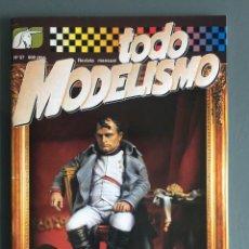Hobbys: TODOMODELISMO TODO MODELISMO Nº 57 ABRIL 1997. Lote 269447168