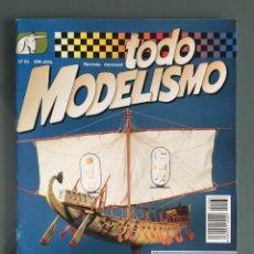 Hobbys: TODOMODELISMO TODO MODELISMO Nº 63 OCTUBRE 1997. Lote 269454078