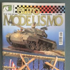 Hobbys: EUROMODELISMO EURO MODELISMO Nº 87 OCTUBRE 1999. Lote 269466803