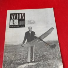 Hobbys: REVISTA AVIÓN SUPLEMENTO AEROMODELISMO N⁰1 (1980). Lote 276715858
