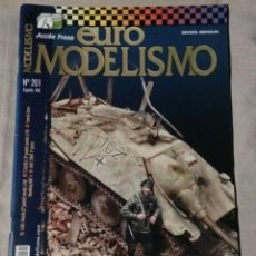 Hobbys: REVISTA EUROMODELISMO N°201. Lote 277035808