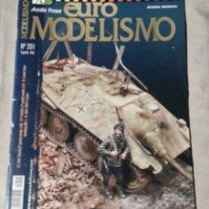 Hobbys: REVISTA EUROMODELISMO N°201. Lote 277035868