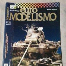 Hobbys: REVISTA EUROMODELISMO N°202. Lote 277036038