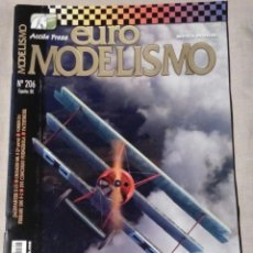Hobbys: REVISTA EUROMODELISMO N°206. Lote 277036193