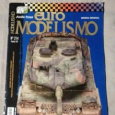 Hobbys: REVISTA EUROMODELISMO N°214. Lote 277036448