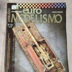 Hobbys: REVISTA EUROMODELISMO N°225. Lote 277036863