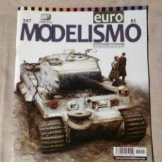 Hobbys: REVISTA EUROMODELISMO N°247. Lote 277036933