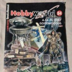 Hobbys: REVISTA REVISTA HOBBYWORLD N°84. Lote 277037673