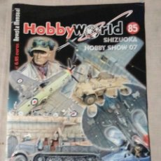 Hobbys: REVISTA REVISTA HOBBYWORLD N°85. Lote 277037898