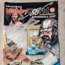 Hobbys: REVISTA REVISTA HOBBYWORLD N°91. Lote 277038568