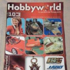 Hobbys: REVISTA REVISTA HOBBYWORLD N°103. Lote 277039478