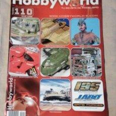 Hobbys: REVISTA REVISTA HOBBYWORLD N°110. Lote 277039618