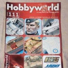 Hobbys: REVISTA REVISTA HOBBYWORLD N°111. Lote 277039878