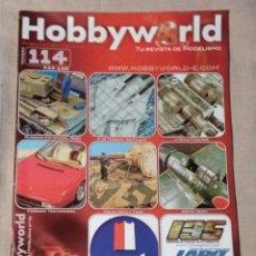 Hobbys: REVISTA REVISTA HOBBYWORLD N°114. Lote 277040173