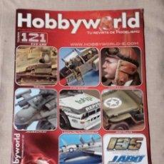 Hobbys: REVISTA REVISTA HOBBYWORLD N°121. Lote 277040318