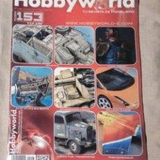 Hobbys: REVISTA REVISTA HOBBYWORLD N°153. Lote 277040963