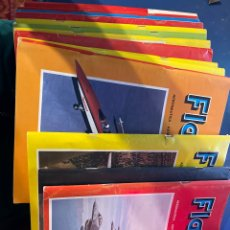Hobbys: LOTE DE 16 REVISTAS FLAPS. Lote 282259333