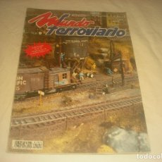 Hobbys: MUNDO FERROVIARIO N. 9 . REVISTA DE MODELISMO.. Lote 286738853