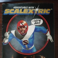 Hobbys: SCALEXTRIC. ELECTRIC MODEL RACING CATALOGUE 1981. (INGLÉS) HORNBY HOBBIES. Lote 287101533