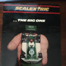 Hobbys: SCALEXTRIC. ELECTRIC MODEL RACING CATALOGUE 21ST EDITION 1980 (INGLÉS) HORNBY HOBBIES. Lote 287102508