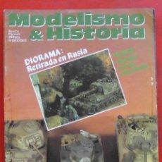Hobbys: MODELISMO & HISTORIA Nº 16. Lote 287990803