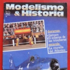 Hobbys: MODELISMO & HISTORIA Nº 30. Lote 287991108