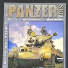Hobbys: PANZER ACES Nº 3. Lote 287991568