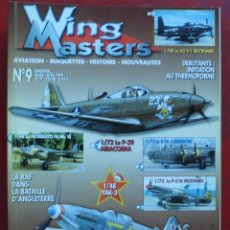 Hobbys: WING MASTER Nº 19. Lote 287992038