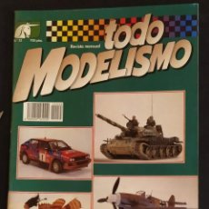 Hobbys: TODOMODELISMO Nº 35. Lote 295516763