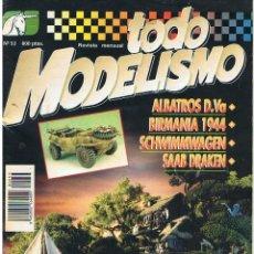 Hobbys: TODOMODELISMO Nº 53. Lote 295554538