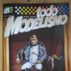 Hobbys: TODOMODELISMO Nº 57. Lote 295554623