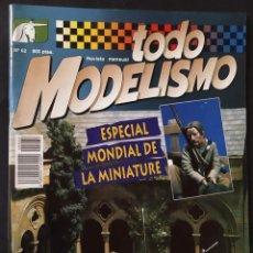 Hobbys: TODOMODELISMO Nº 62. Lote 295562553