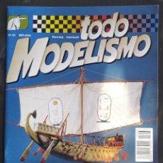 Hobbys: TODOMODELISMO Nº 63. Lote 295562658