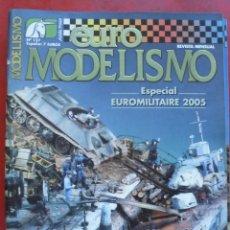 Hobbys: EUROMODELISMO Nº 157. Lote 295771138