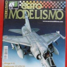 Hobbys: EUROMODELISMO Nº 160. Lote 295772763