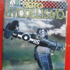 Hobbys: EUROMODELISMO Nº 163. Lote 295773168