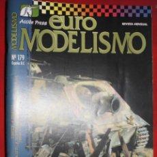 Hobbys: EUROMODELISMO Nº 179. Lote 295775963