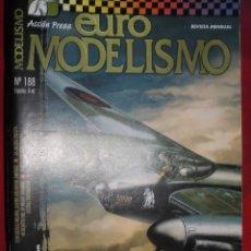 Hobbys: EUROMODELISMO Nº 188. Lote 295776273