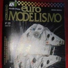 Hobbys: EUROMODELISMO Nº 189. Lote 295776523