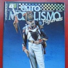 Hobbys: EUROMODELISMO FIGURAS Nº 7. Lote 295801598
