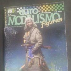 Hobbys: EUROMODELISMO FIGURAS Nº 16. Lote 295802463