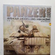 Hobbys: REVISTA PANZER ACES / Nº 40 / 2012. Lote 295802928