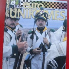 Hobbys: EUROUNIFORMES Nº 5. Lote 295803168