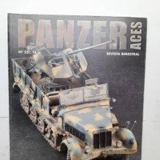 Hobbys: REVISTA PANZER ACES / Nº 25 / 2008. Lote 295803338