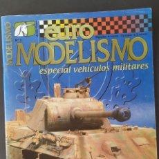 Hobbys: EUROMODELISMO VEHÍCULOS Nº 2. Lote 295805933